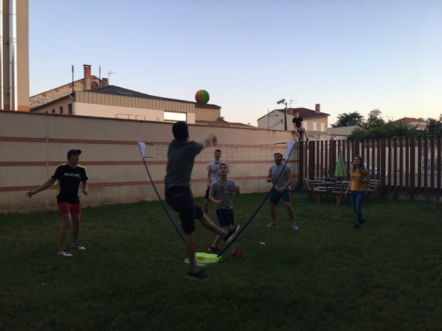 Paëlla volley 4