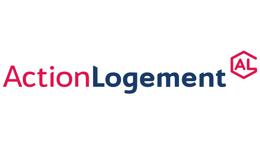 action logement vector logo